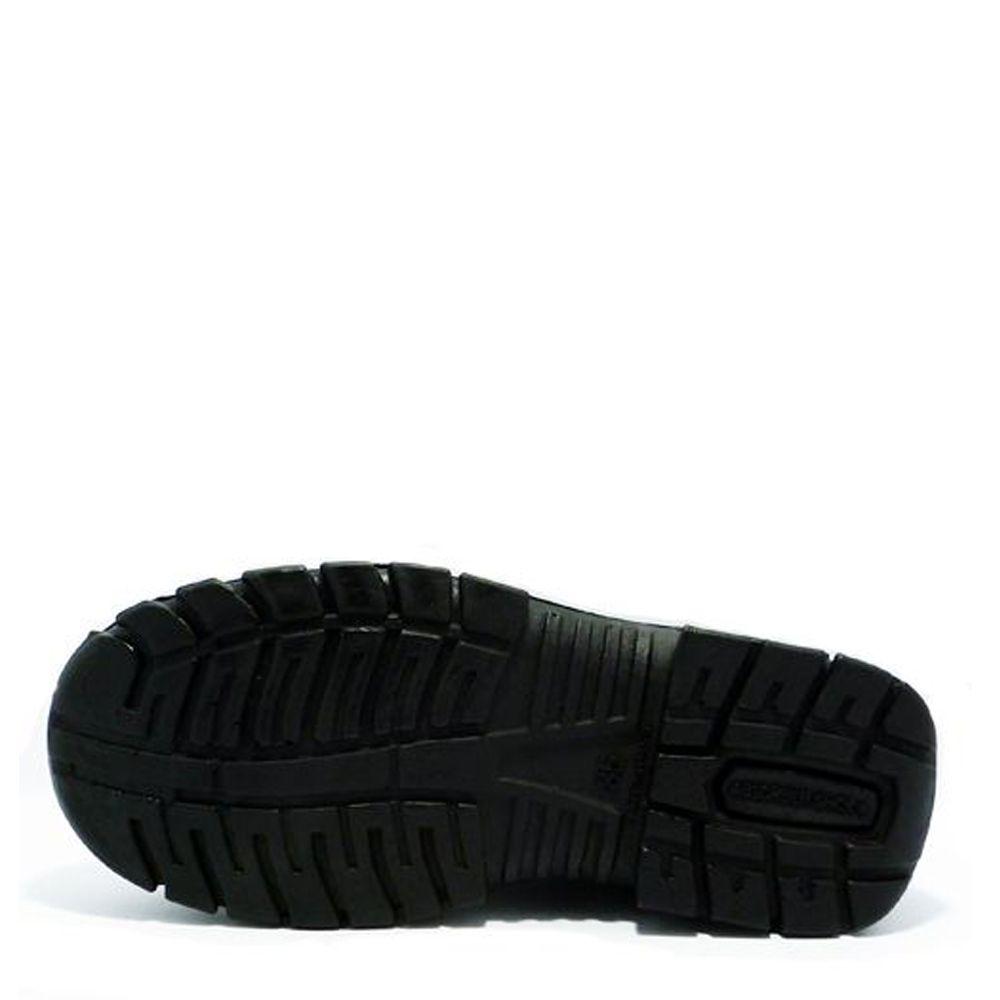 Sapato Elástico Imbiseg Sem Bico Preto