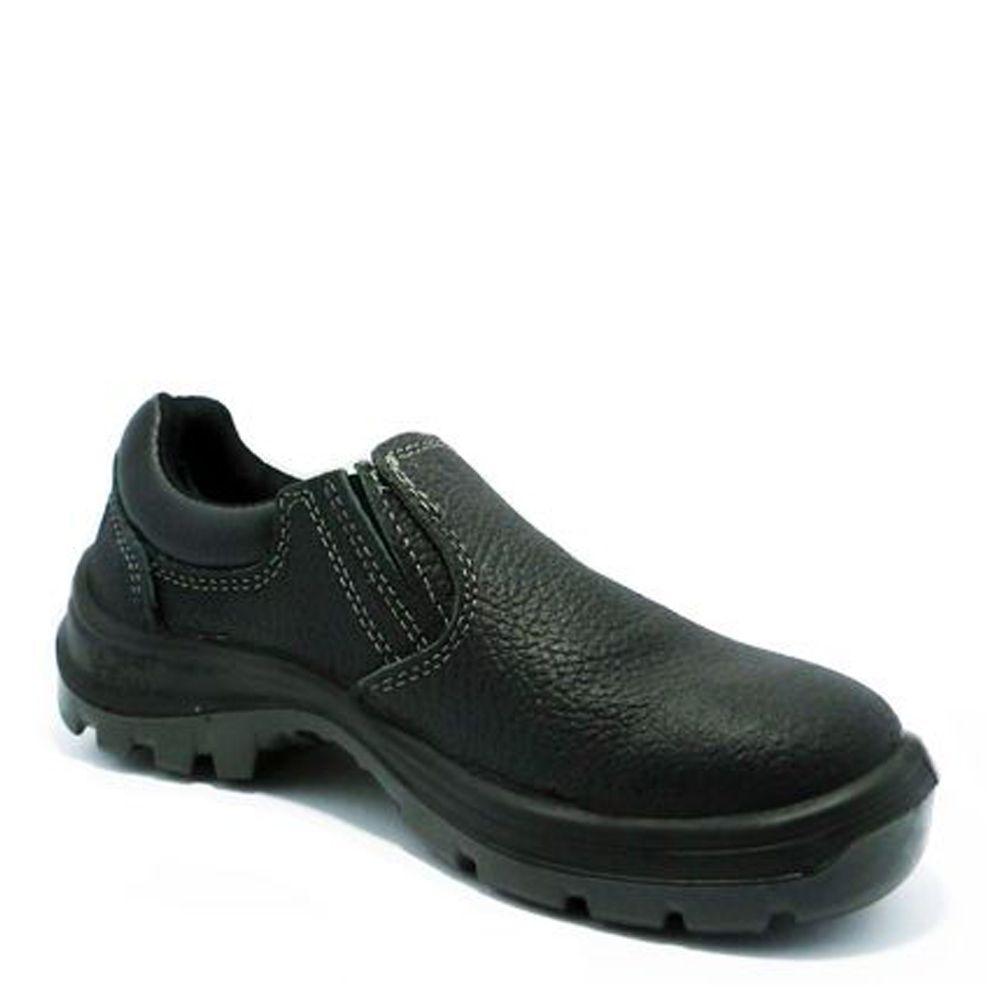 ca71784d8 Sapato Elástico Marluvas Vulcaflex Bico Pvc Preto - NOVA PROTECT ...