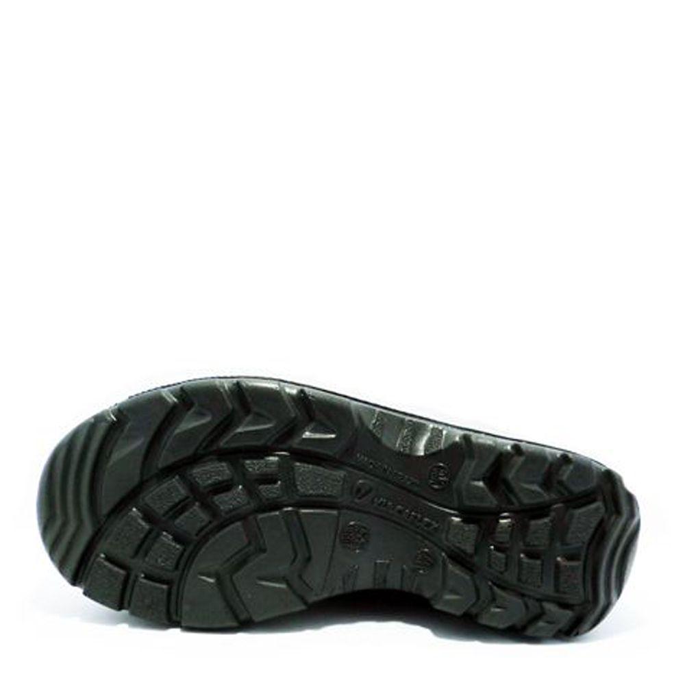 Sapato Elástico Marluvas Vulcaflex Bico Pvc Preto