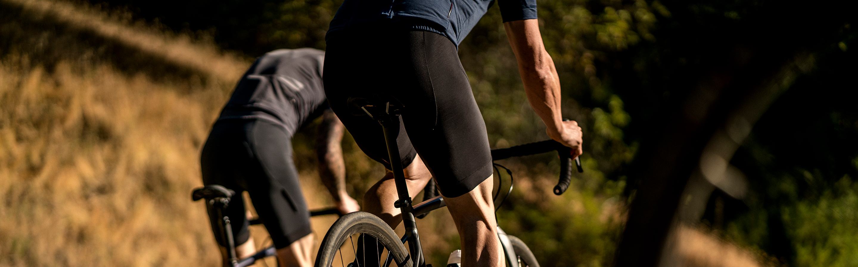 Vestuario de ciclismo homem