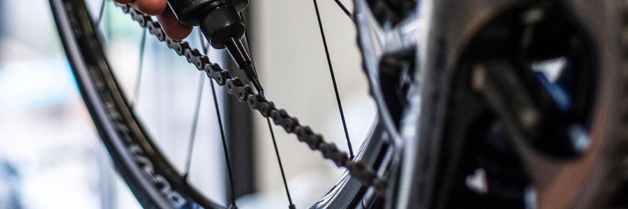 lubrificante para bicicleta