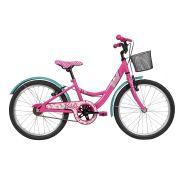Bicicleta Caloi Barbie - Aro 20 - Infantil