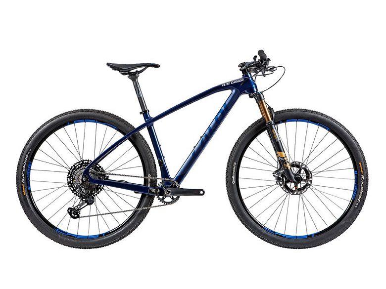 Bicicleta Caloi Elite Carbon Team 12V MY20