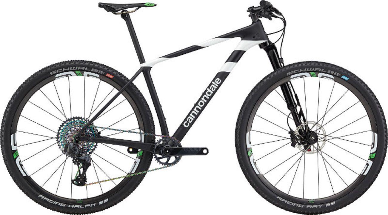 Bicicleta Cannondale F-Si HM WC 29 12V