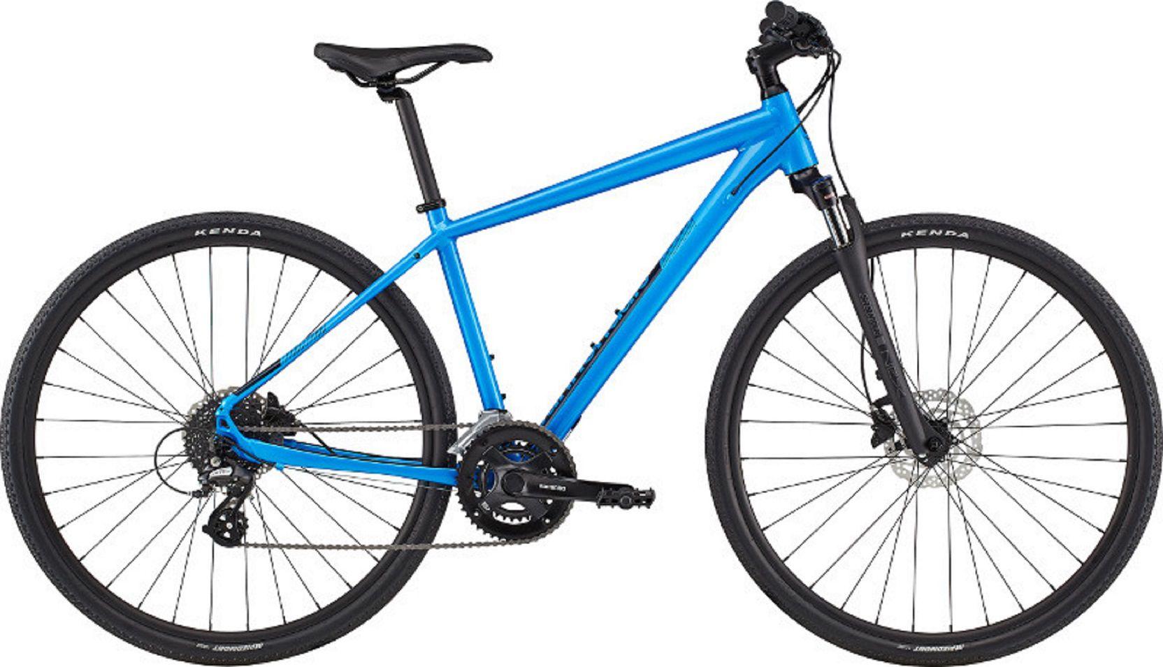 Bicicleta Cannondale Quick CX 3 16V