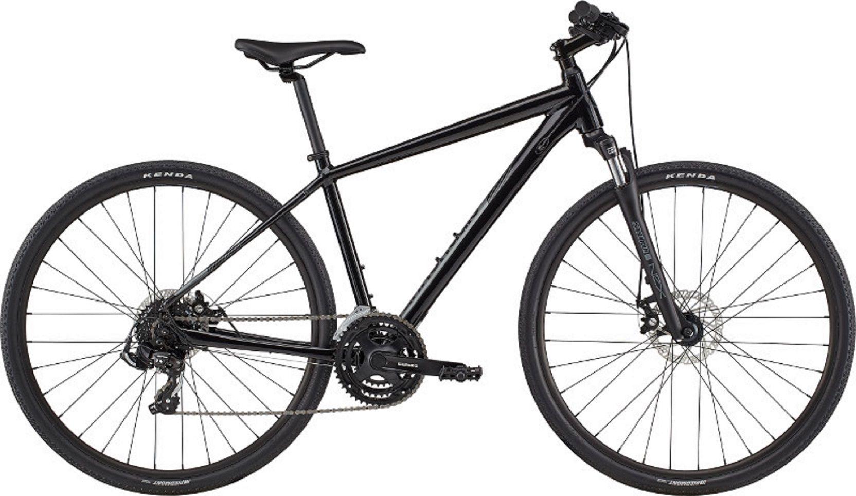 Bicicleta Cannondale Quick CX 4 21V