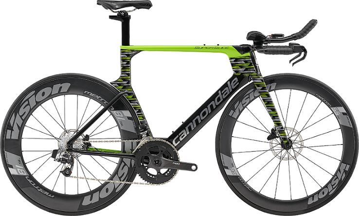 Bicicleta Cannondale SuperSlice Red eTap Team (2019)