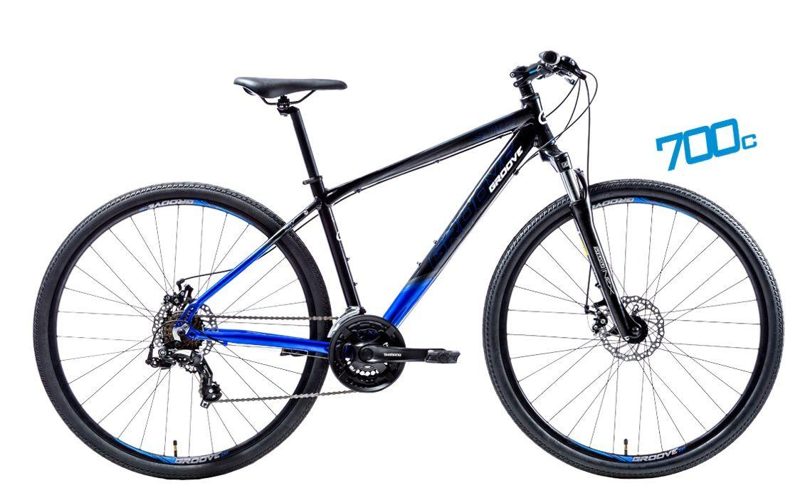 Bicicleta Groove Sync Trail