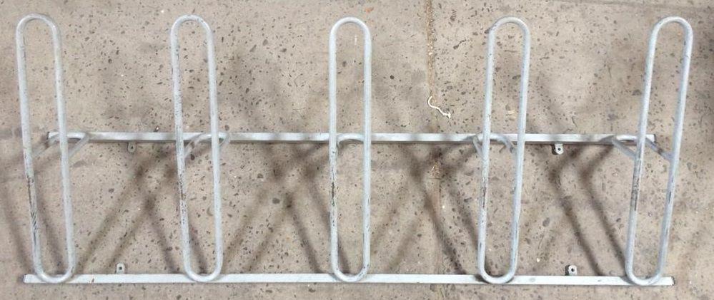 Bicicletário de Chão 5 Bicicletas Altmayer Usado
