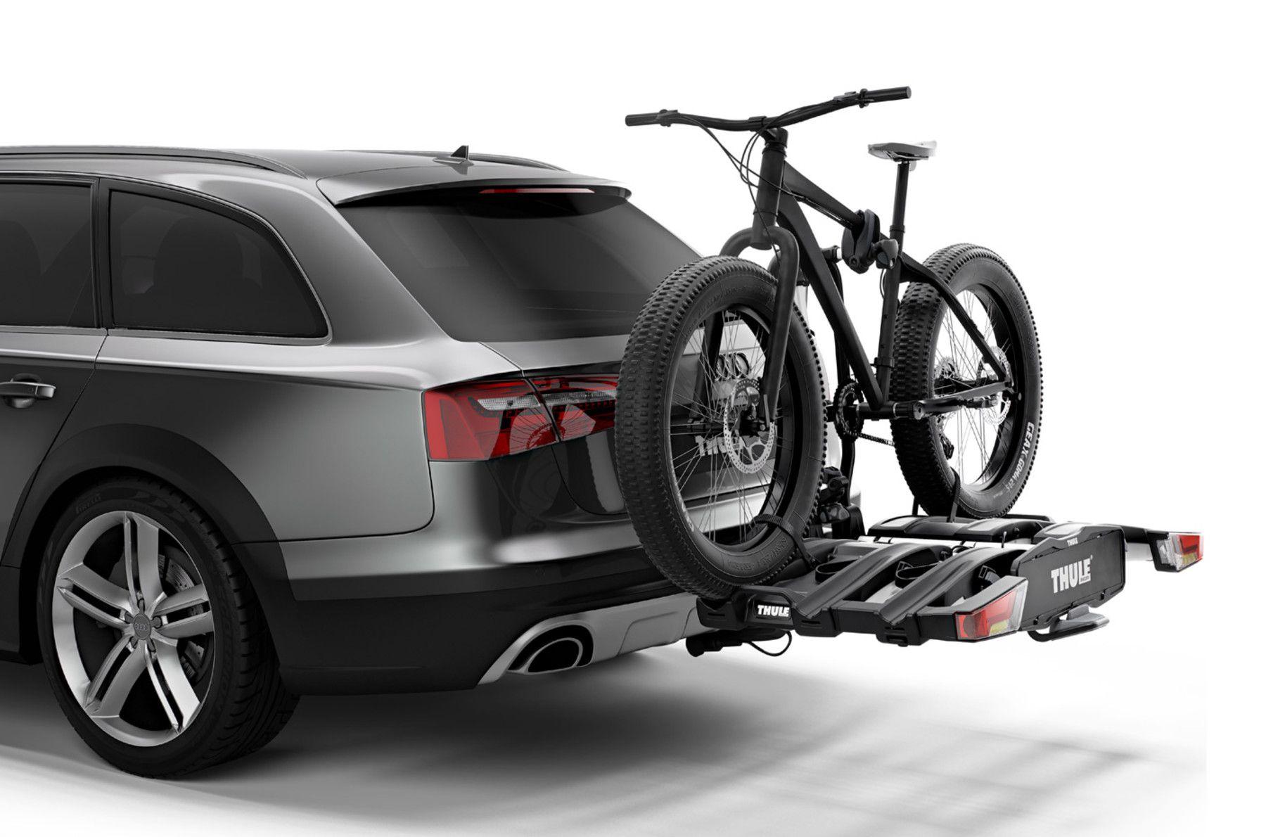 Suporte de Engate para Bicicleta Thule EasyFold XT 3