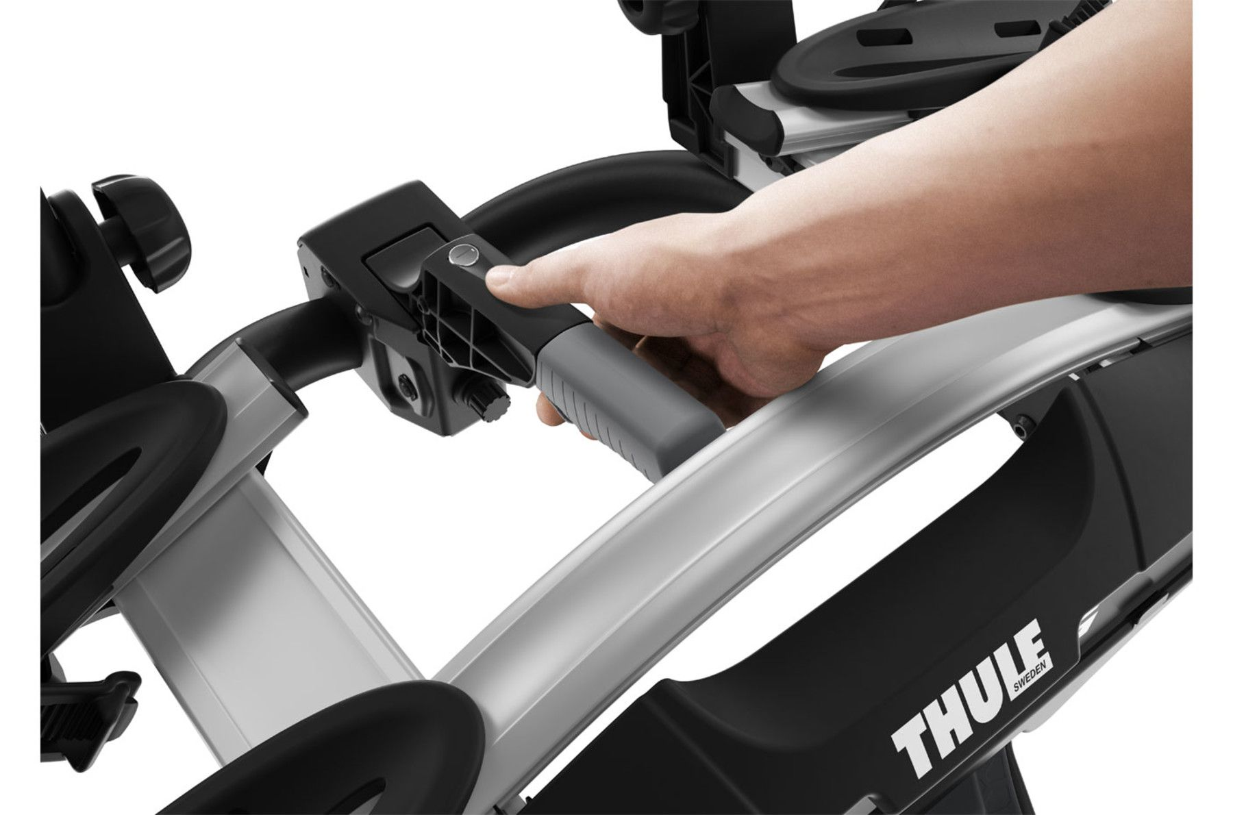 Suporte de Engate para Bicicleta Thule VeloCompact 2 Bicicletas