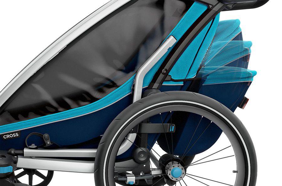Trailer para Bicicleta Thule Chariot Cross