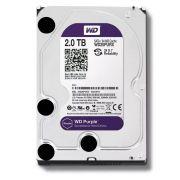 HD Interno Western Digital WD Purple 2TB Sata III 6GB/s 5400RPM