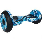 """Hoverboard Scooter Mymax 10"""" Soldier Bateria Samsung"""