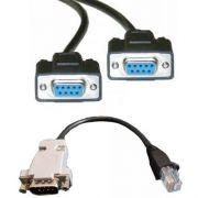 Kit Toledo - Conversor TTL/RS-232C e Cabo RS-232C