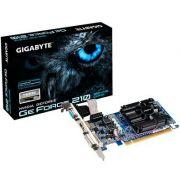 Placa de Vídeo Gigabyte VGA NVIDIA GeForce GT 210 1GB