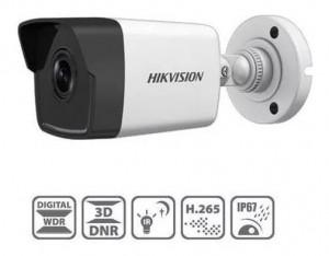 Camera Bullet Ip Hikvision Ds-2cd1023g0e-i Poe 2mp 2,8mm  - Mega Líder Distribuidora