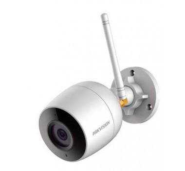 Câmera Bullet Wi-fi Hikvision Ds-2cd2023g0d-iw2 2.8mm  - Mega Líder Distribuidora