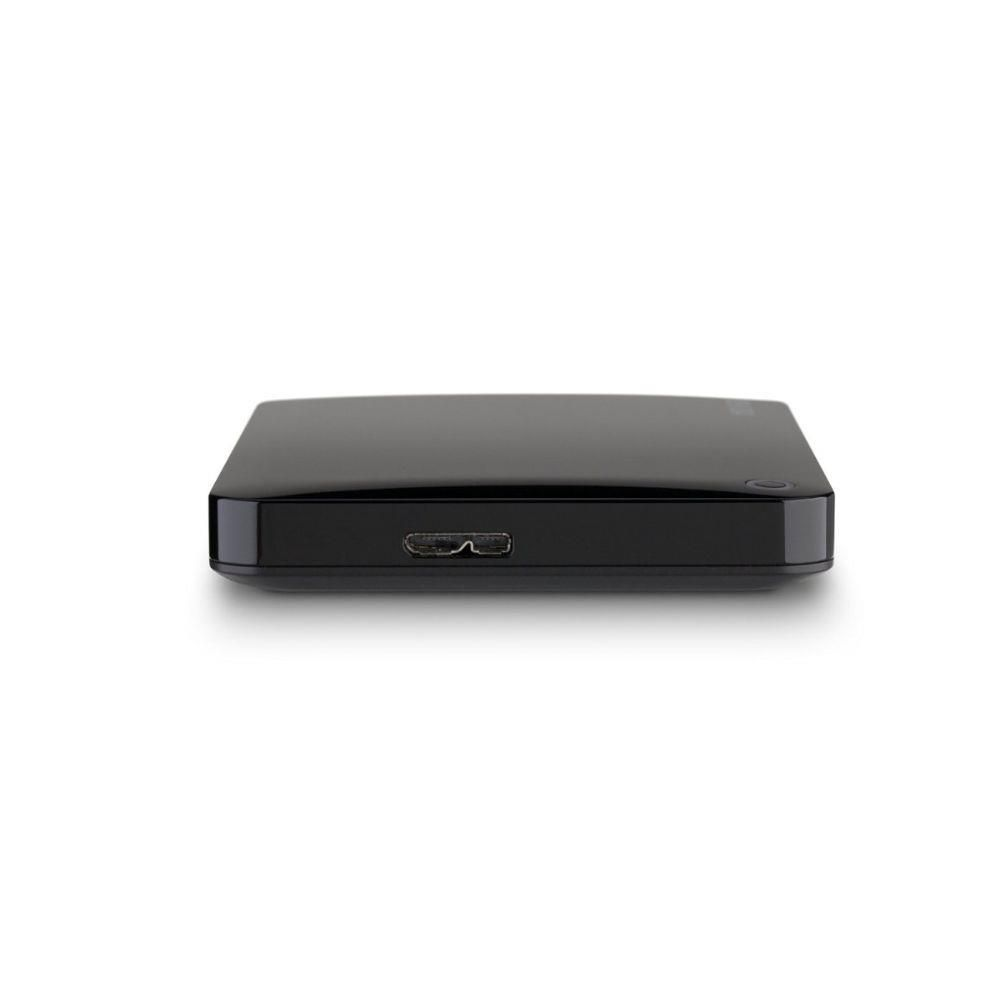HD Externo Toshiba Portátil 500GB Canvio Basics USB 3.0 Preto  - Mega Líder Informatica