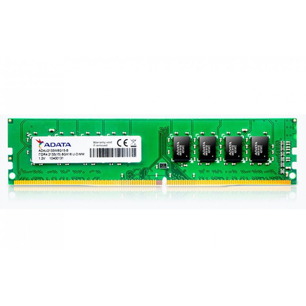 Memória Adata DDR4 4GB 2133Mhz  - Mega Líder Informatica