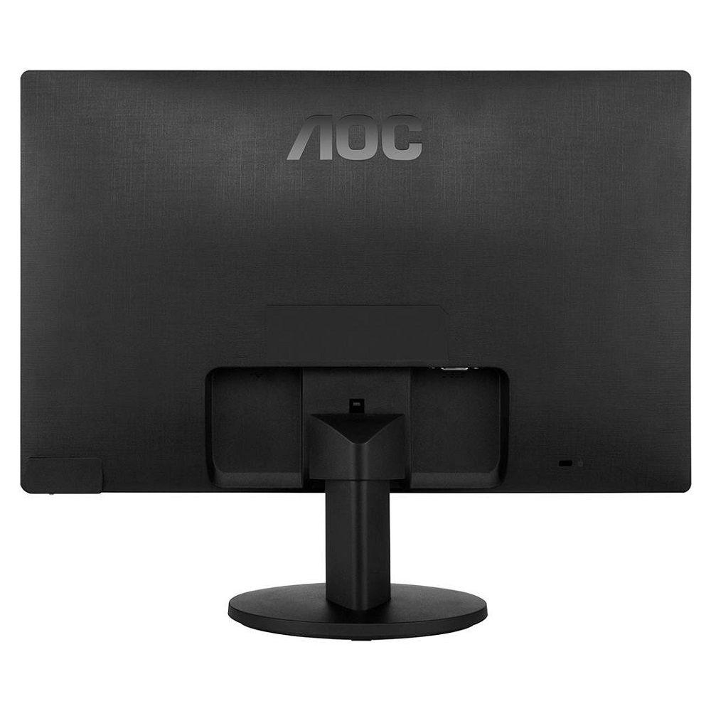 "Monitor AOC LCD LED 15.6"" HD E1670SWU Widescreen  - Líder Brasil Informática"