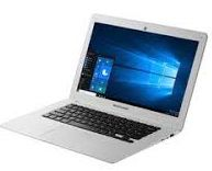 PC110-NOTEBOOK 14 2GB 64GB (32+32SD) WIN10/BRANCO  - Líder Brasil Informática