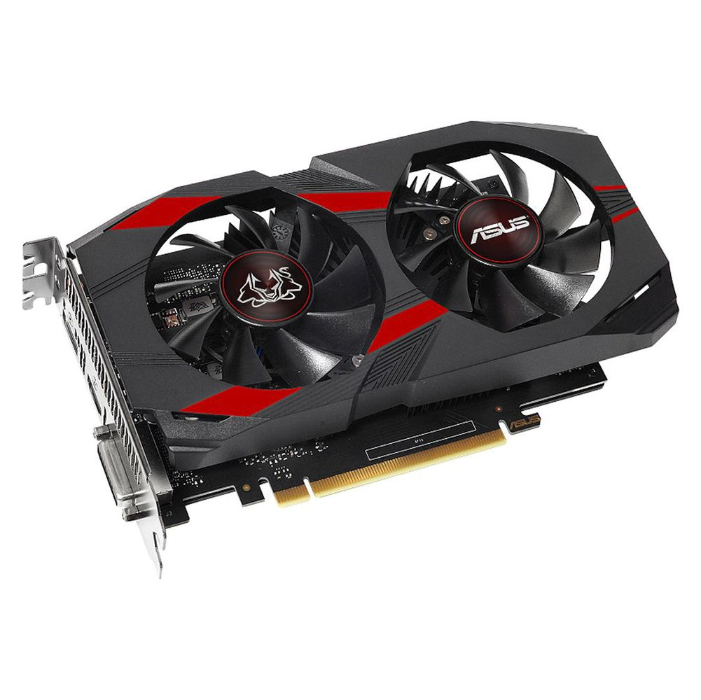 Placa de Vídeo Asus GeForce GTX 1050ti 4GB GDDR5  - Líder Brasil Informática