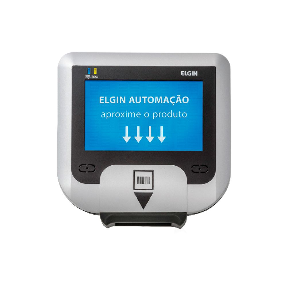 Terminal de Consulta Elgin VP231 Wi-fi  - Líder Brasil Informática