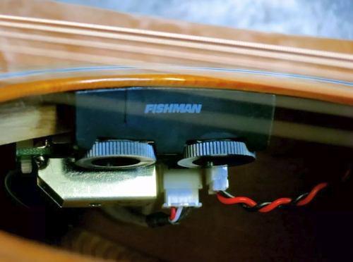 Captador Fishman SONITONE modelo SON-GT2
