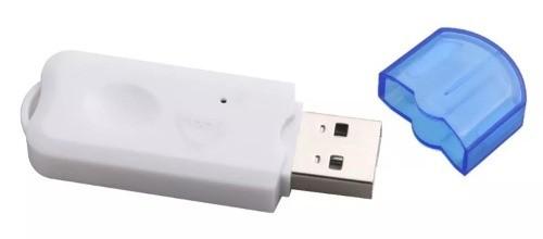 Adaptador Receptor Usb Bluetooth Áudio Carro Som Universal