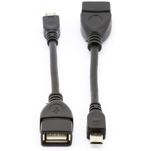 Cabo Adaptador OTG Original para Celular ou Tablet´s OTG - V8(Micro USB)