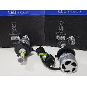 Kit Lampadas Led Ultra Full 6500k 8000lm Efeito Xenon modelo H4