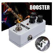 Pedal Booster Kokko para guitarra violão baixo