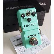 Pedal Chorus Ammoon para guitarra