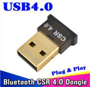 Mini Adaptador Transmissor Receptor Bluetooth USB Para Computador