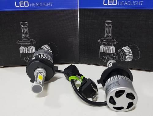 Kit Lampadas Led Ultra Full 6500k 8000lm Efeito Xenon modelo H4