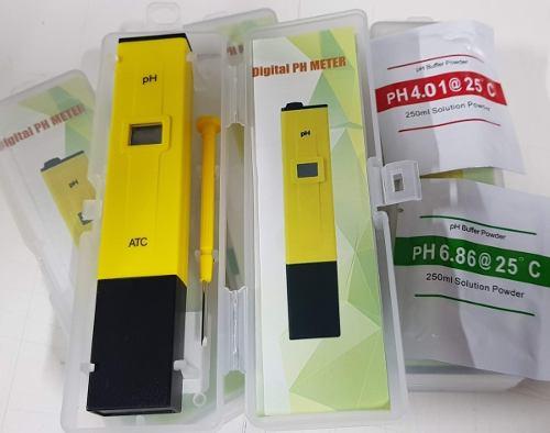 Medidor De PH para água com display digital ideal para piscina aquario indústria