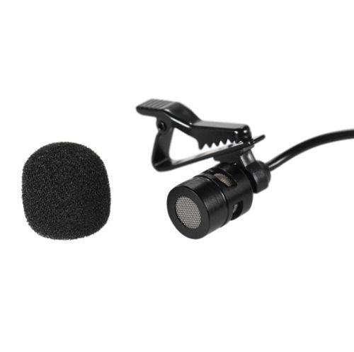 Microfone Lapela Duplo P3 Para Celular Iphone ou Android