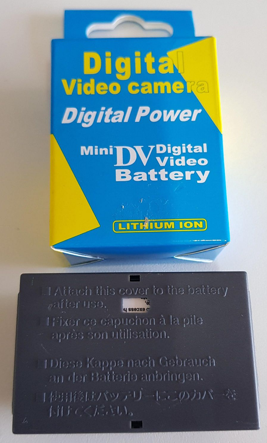 Bateria Similar Para CANON BP511 2500mAh