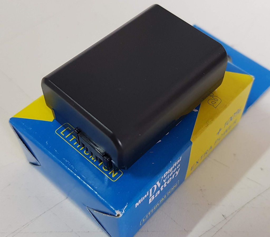 Bateria Sony NP-FW50 reserva Alpha A6000 A6300 A6500