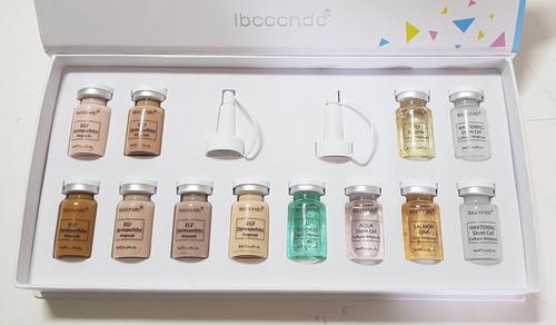 Bbglow Starter Kit Mix Original 12 Frascos com Tratamento E Pigmento