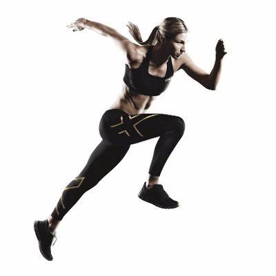 Calça Compressão Corrida Musculação Térmica Feminina 2XU (similar)
