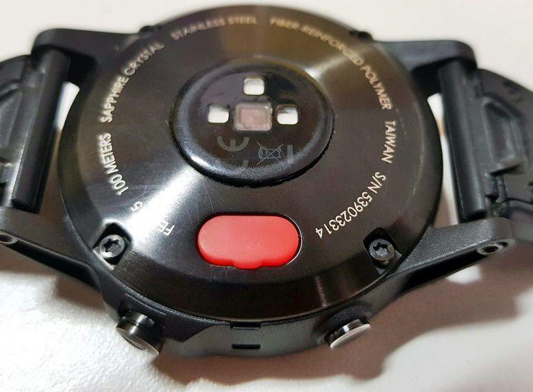 Carregador Garmin Tipo Base Fenix 5, 5s, 5x, 6, 6s, 6x, 245, 45, 935, 945