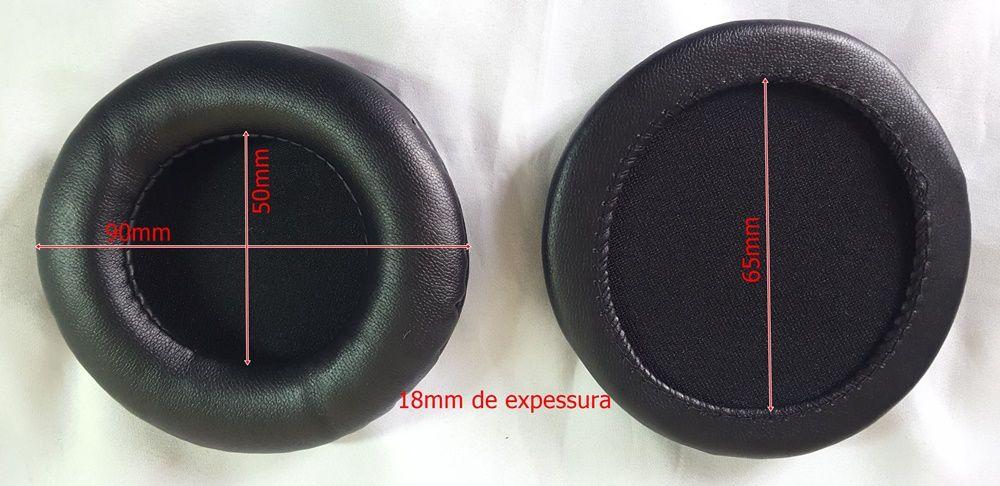 Espuma Fone Headset Panasonic Technics Rp-dh1200 Dh1200