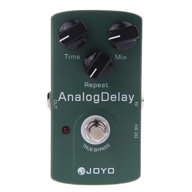 Pedal Delay Analógico Analog Joyo Jf-33 jf33 guitarra