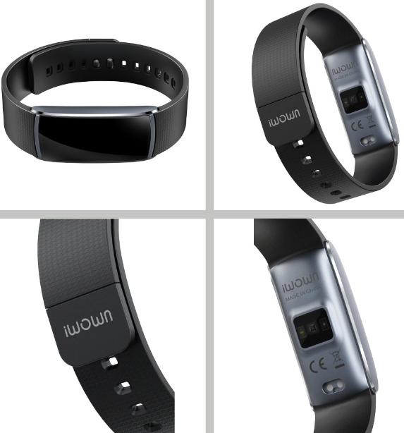 Pulseira Inteligente Smartband Iwownfit I6 Pro Monitor Cardíaco