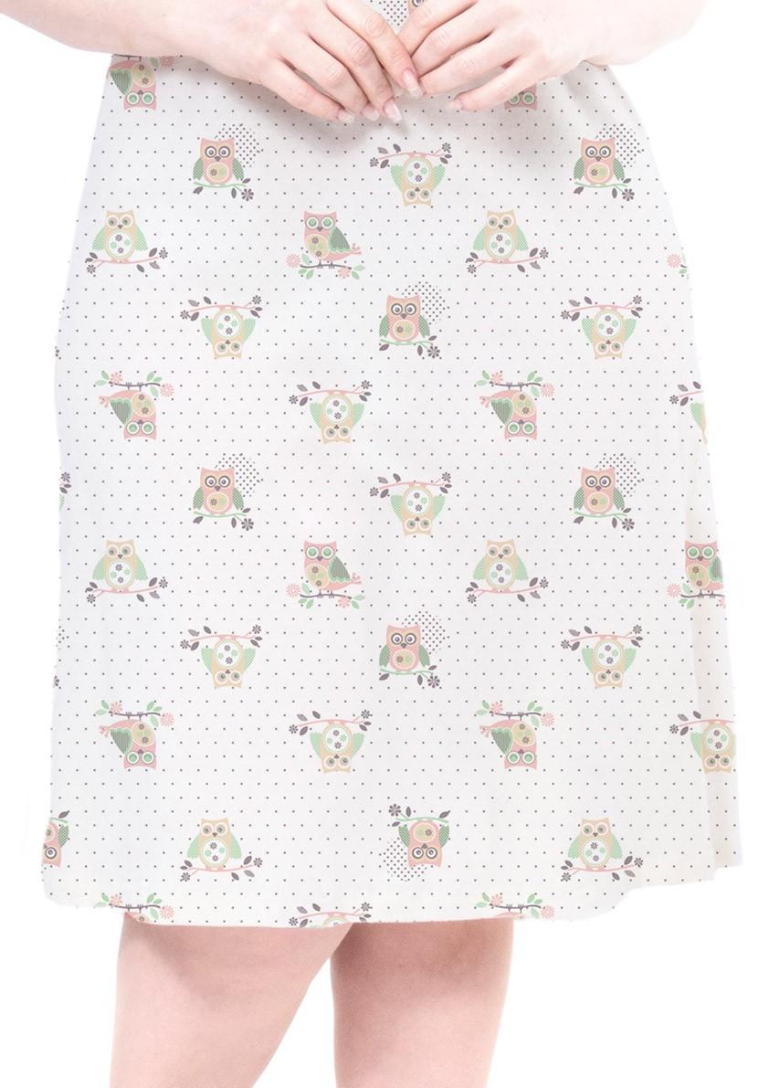 Camisola Plus Size Clássica Cavada Costas Fechada em Malha de Algodão
