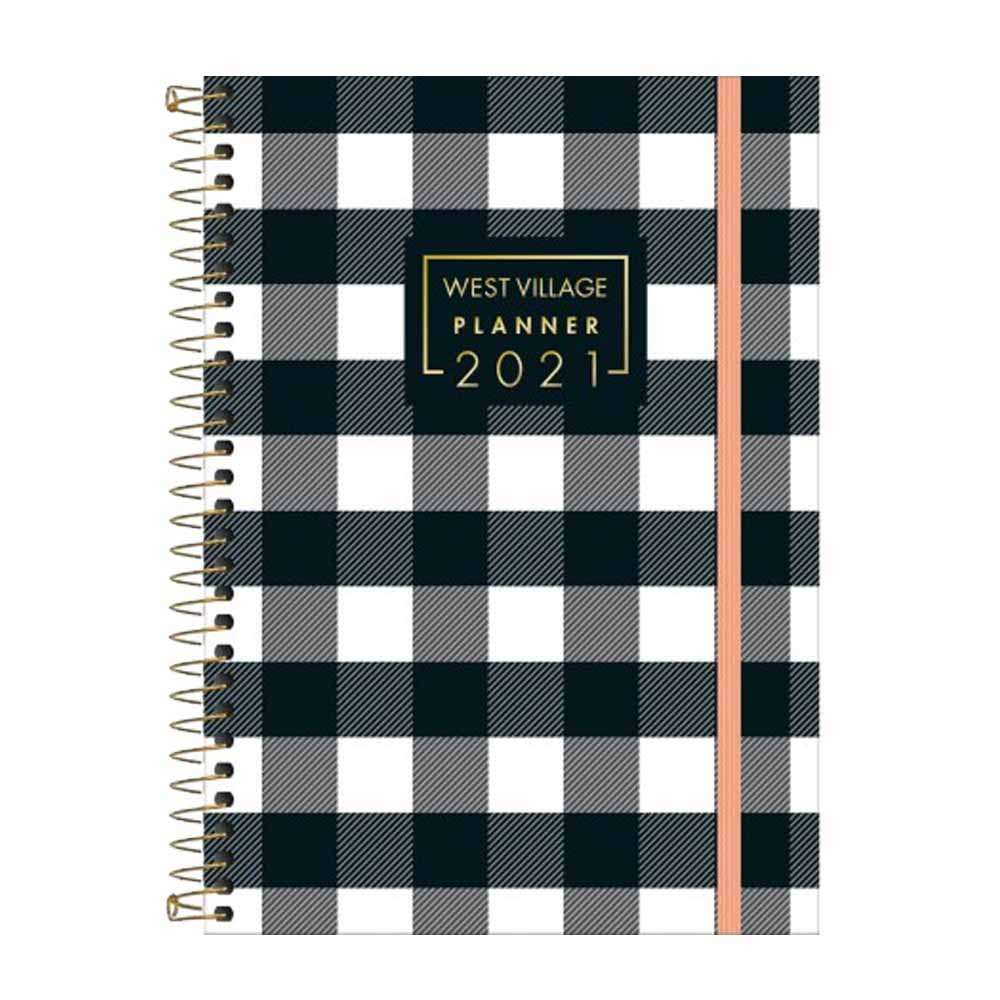 Agenda Espiral Planner West Willage - Tilibra