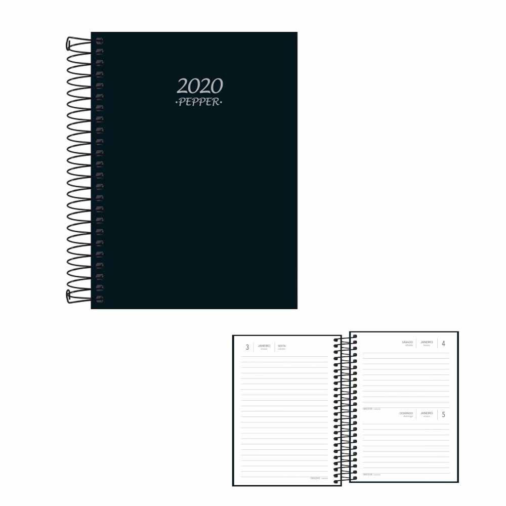 Agenda Pepper Espiral 2020 - Tilibra