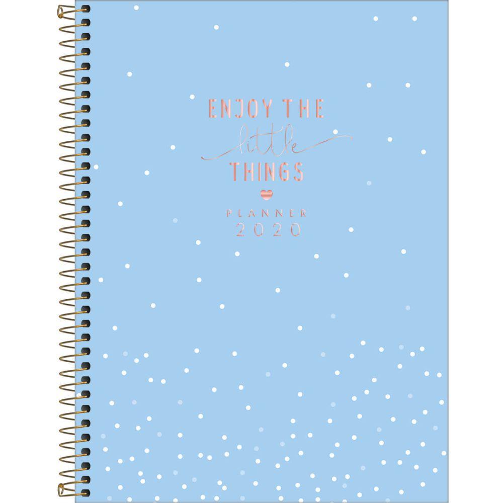 Agenda Planner Soho 2020 - 80fls - Tilibra